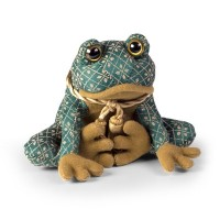 Paperweight - Prince Junior - Toad