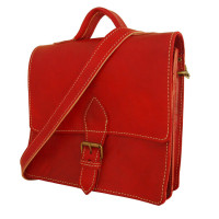 Satchel - Red - Small