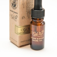 'Captain Fawcett Ltd' - Ricki Hall's Booze & Baccy Beard Oil -10ml