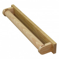 Roller Towel Holder - Oak /Beech