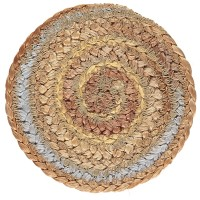 Braided Coasters - Sahara - Set/6
