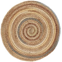 Braided Place Mats - Sahara -  Set/6 - 9""
