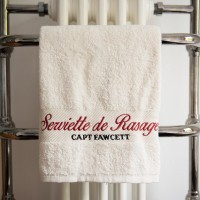 'Captain Fawcett' Ltd - Luxurious Shave Towel