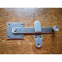 Simple Door Latch - Iron - 130 mm