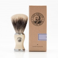 'Captain Fawcett' Ltd -  'Super' Badger Shaving Brush