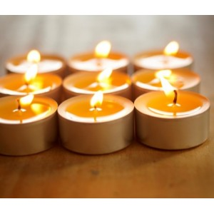 Tea Lights - Tray of 9