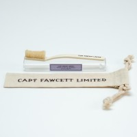 'Captain Fawcett' Ltd - Toothbrush with Natural Bristles