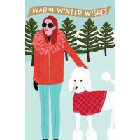 Warm Winter Wishes Notecard Pack