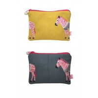 Coin Purse - Zebra - 2 Colours Available