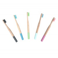 Wooden Toothbrush - Bamboo