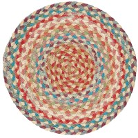 Braided Place Mats - Carnival - Set/6