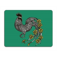 Puddin'Head Table Mat - Gallus - Cockerel