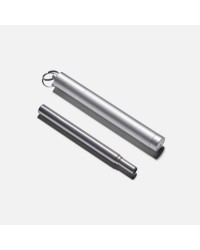 Collapsible Metal Straw & Travel Case