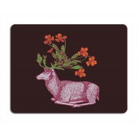 Puddin'Head Table Mat - Deer