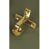 Directional Pulley Brass