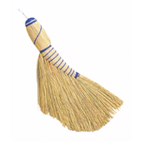 Rice Straw Hand Brush - Dutch Style