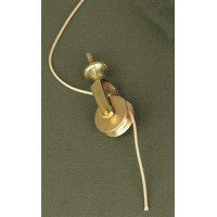 Extension Pulley - Brass