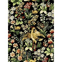 Mind The Gap Wallpaper  - Floral Tapestry