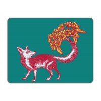 Puddin'Head Table Mat - Vulpes - Fox