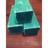 Household Soap - 450g Green Household Bar
