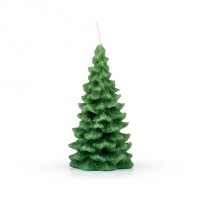 Christmas Tree Candles - 100% Recycled Wax