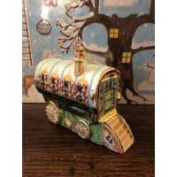 Romany Caravan Ornament  - Collection from Store Only.