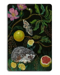 Antique Chopping Board - Hedgehog - Nathalie Lété