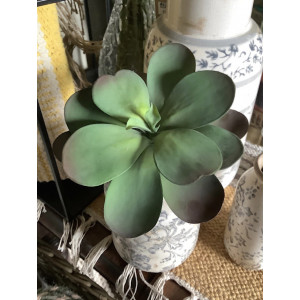 Artificial Succulent - Green