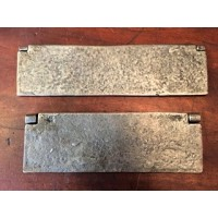 Cast Iron Letterplate Inner Tidy/Cover 10""