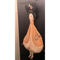 'Jean Lindsay' 1930's Nightdress / Laundry Bag Doll