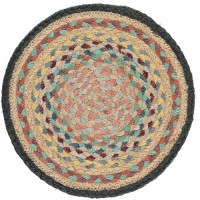 Braided Place Mats - Kashmir - Set/6