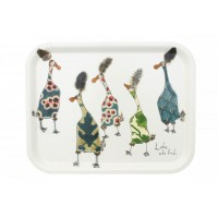 Anna Wright - Ladies Who Lunch Tray