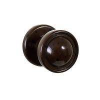 Real Bakelite 35mm Cupboard Knob & Rose