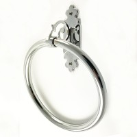 Classic Towel Ring - Chrome Plate