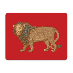 Puddin'Head Table Mat - Lion