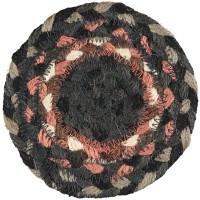 Braided Coasters - Marble - Set/6