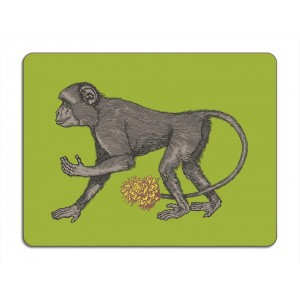 Puddin'Head Table Mat - Simius - Monkey