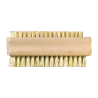 Wooden Nail Brush - Beech - Plant Fibre or Soft Light Bristle