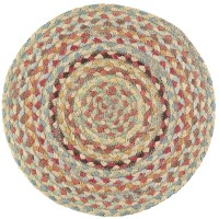 Braided Place Mats - Pampas - Set/6