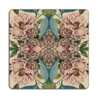 Patch NYC Placemat - Peonies