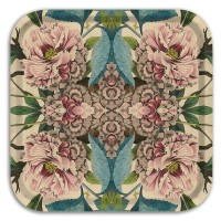 Patch NYC Tray - Peonies