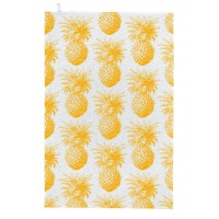 Thornback & Peel Tea Towel - Pineapples - Mustard
