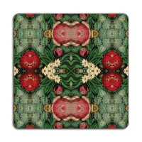 Patch NYC Placemat - Pink Bouquet