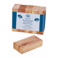 Red Cedar Blocks - 5 Pieces