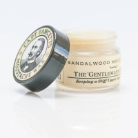 'Captain Fawcett Ltd' - Sandalwood Moustache Wax -15ml