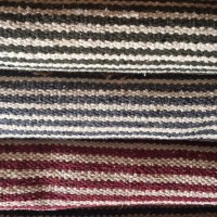 Hand Loomed - Cotton & Jute Rug - Stripes