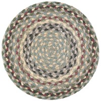 Braided Place Mats - Tundra - Set/6