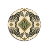 Patch NYC Coaster - Zebra