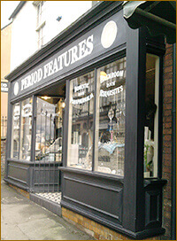 Why not visit our old-fashioned shop?